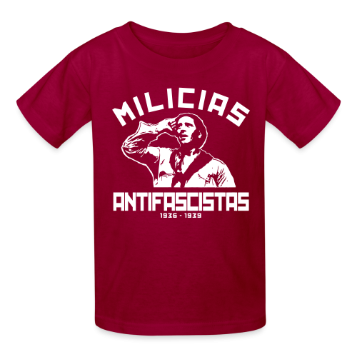 Milicias antifascistas 1936-1939