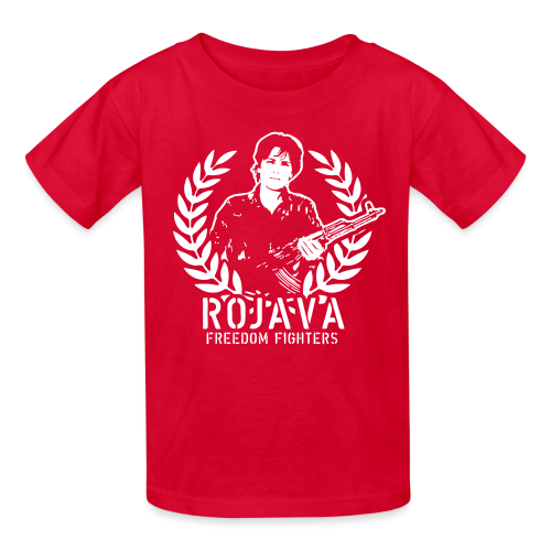 Rojava freedom fighters