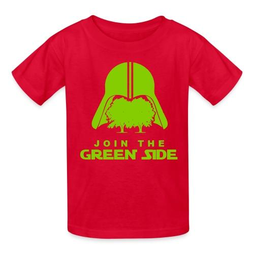 Join the green side